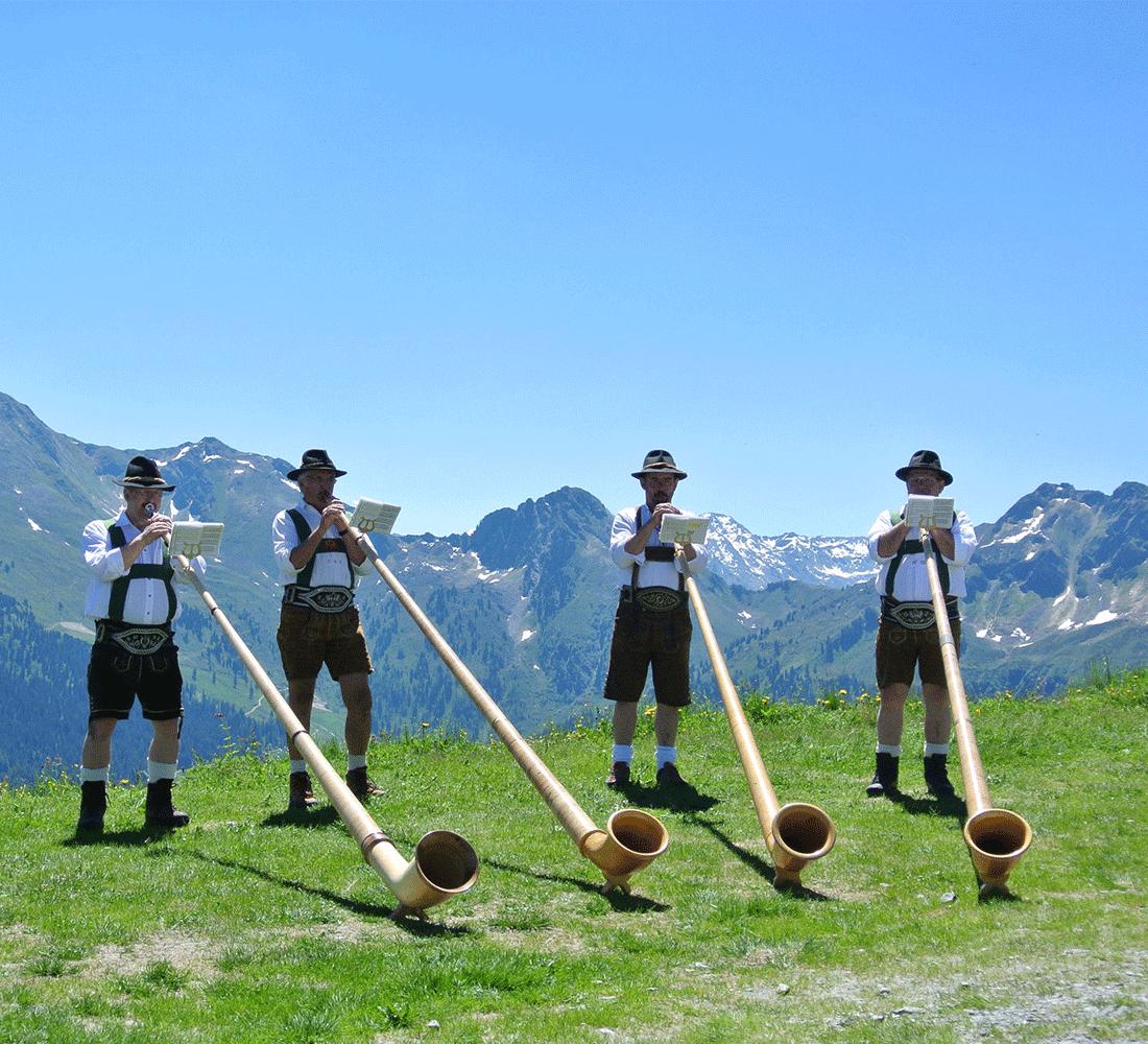 Kultur im Alpbachtal Tirol