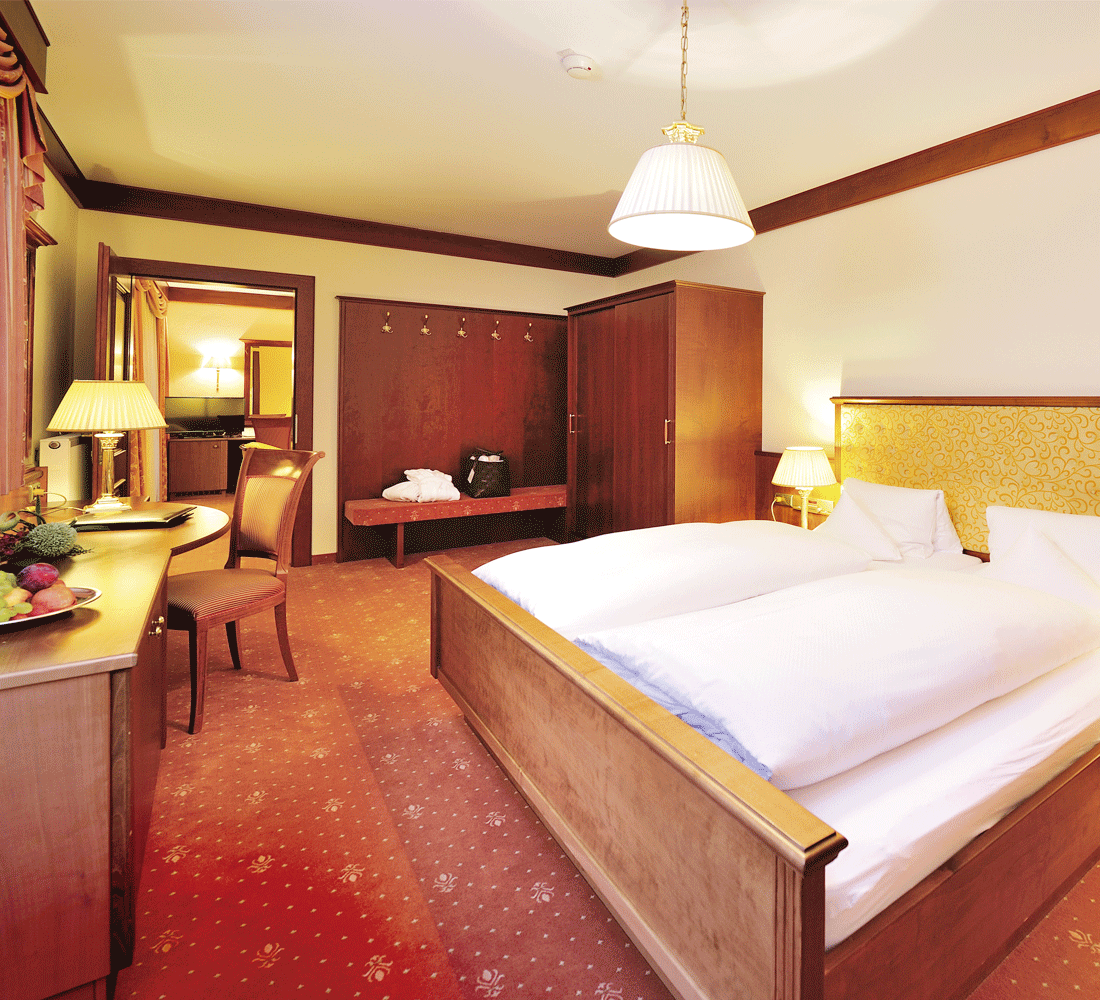 Familiensuite de luxe im Hotel Alpbacherhof