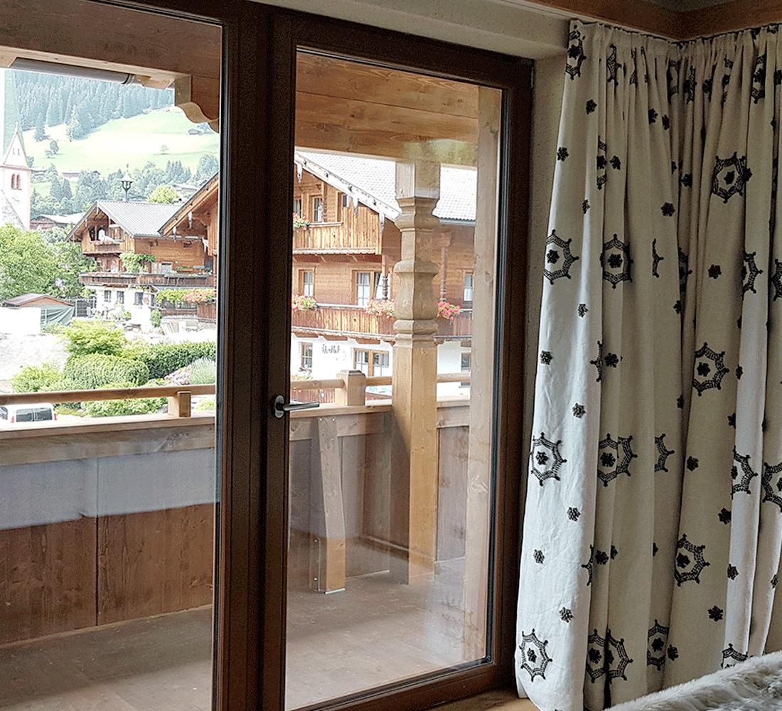 Familiensuite Alpbach Pur im Familienhotel Alpbachtal Tirol Alpbacherhof