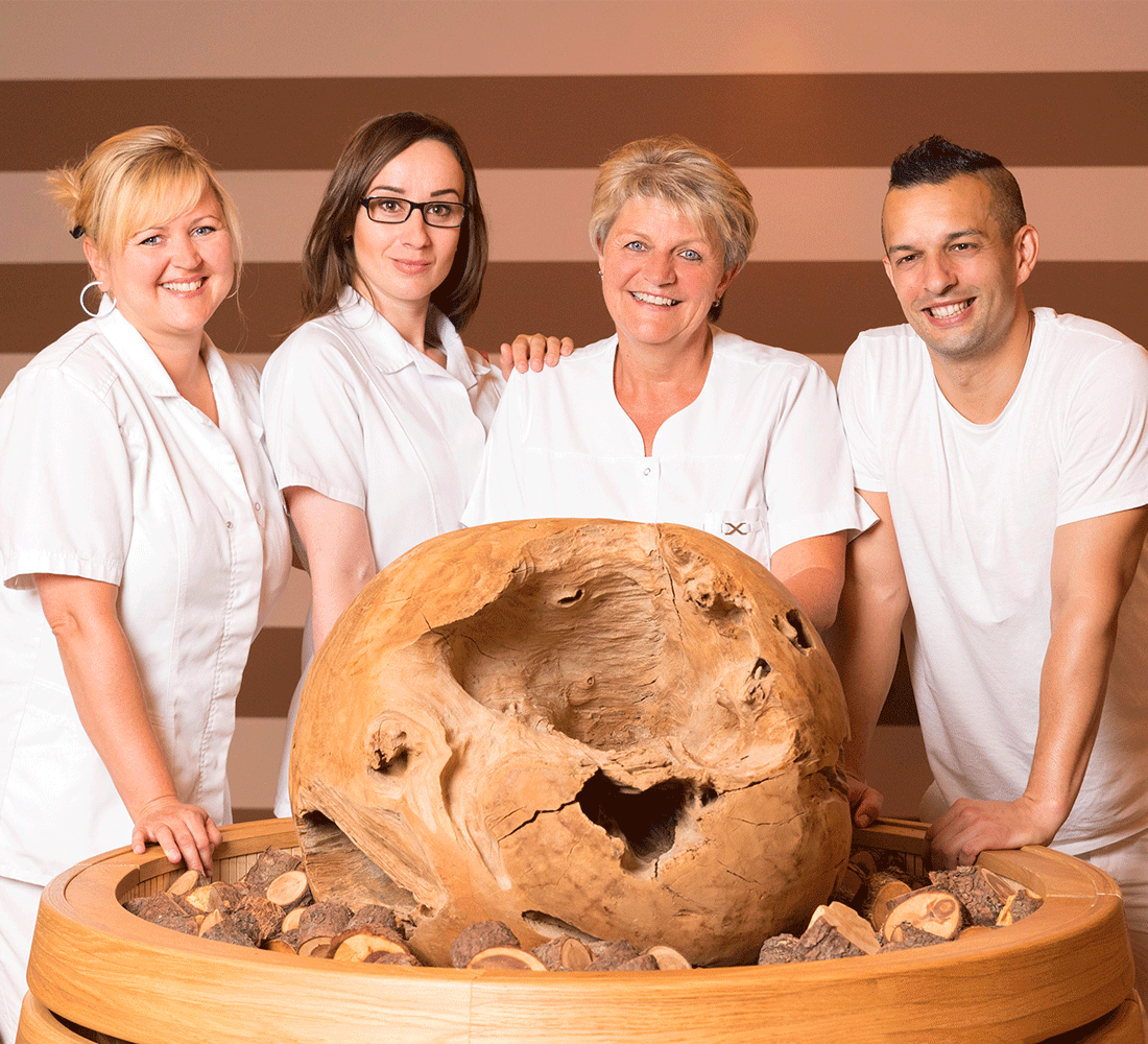 Team Spa Beautybehandlungen Alpbacherhof