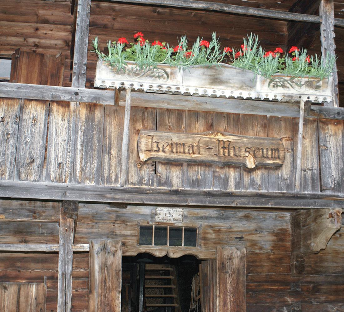 Heimatmuseum Alpbachtal Familienurlaub Tirol
