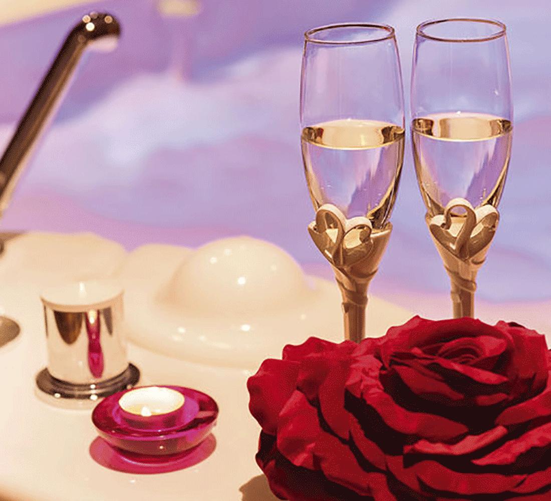 Private Spa Romantische Auszeit zu Zweit im Spahotel Alpbacherhof Tirol