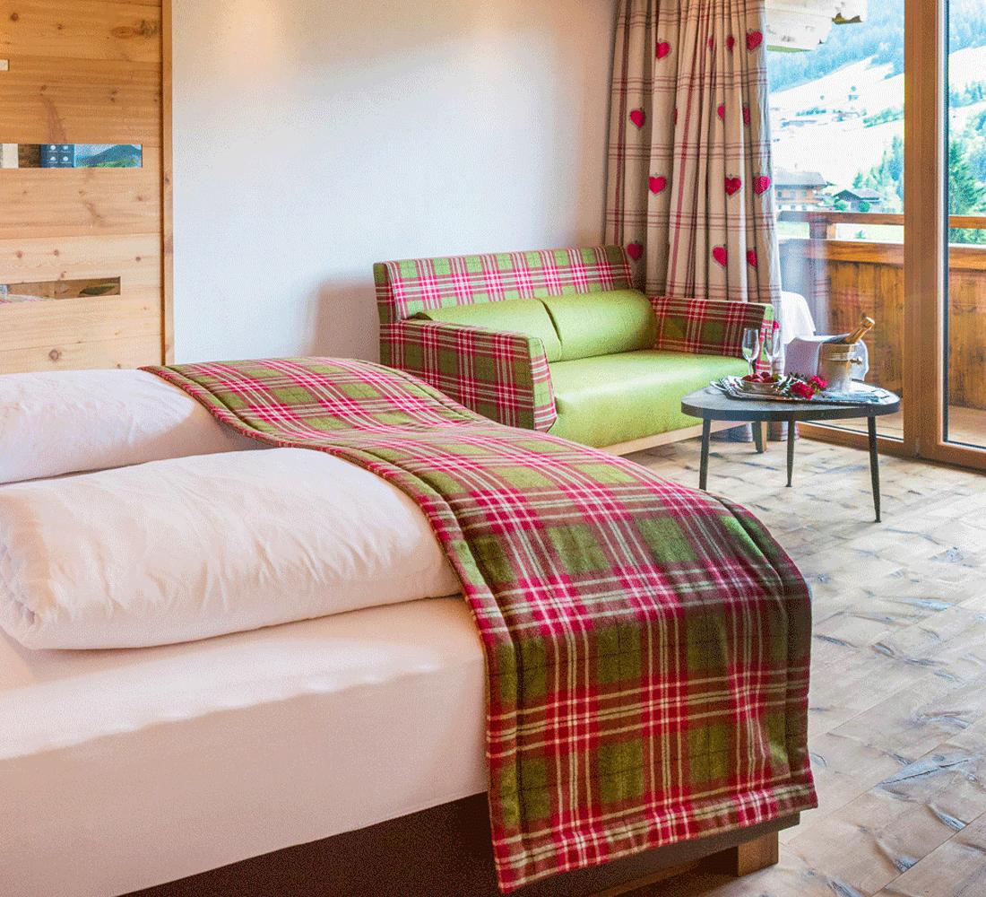 WK Suite Traumblick im Beautyhotel Alpbachtal