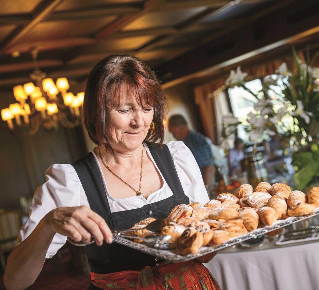Inklusivleistungen im Wellnesshotel Tirol Wellnessurlaub Alpbachtal