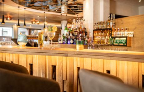Alpbacherhof Bar 4 Sterne Hotel Tirol