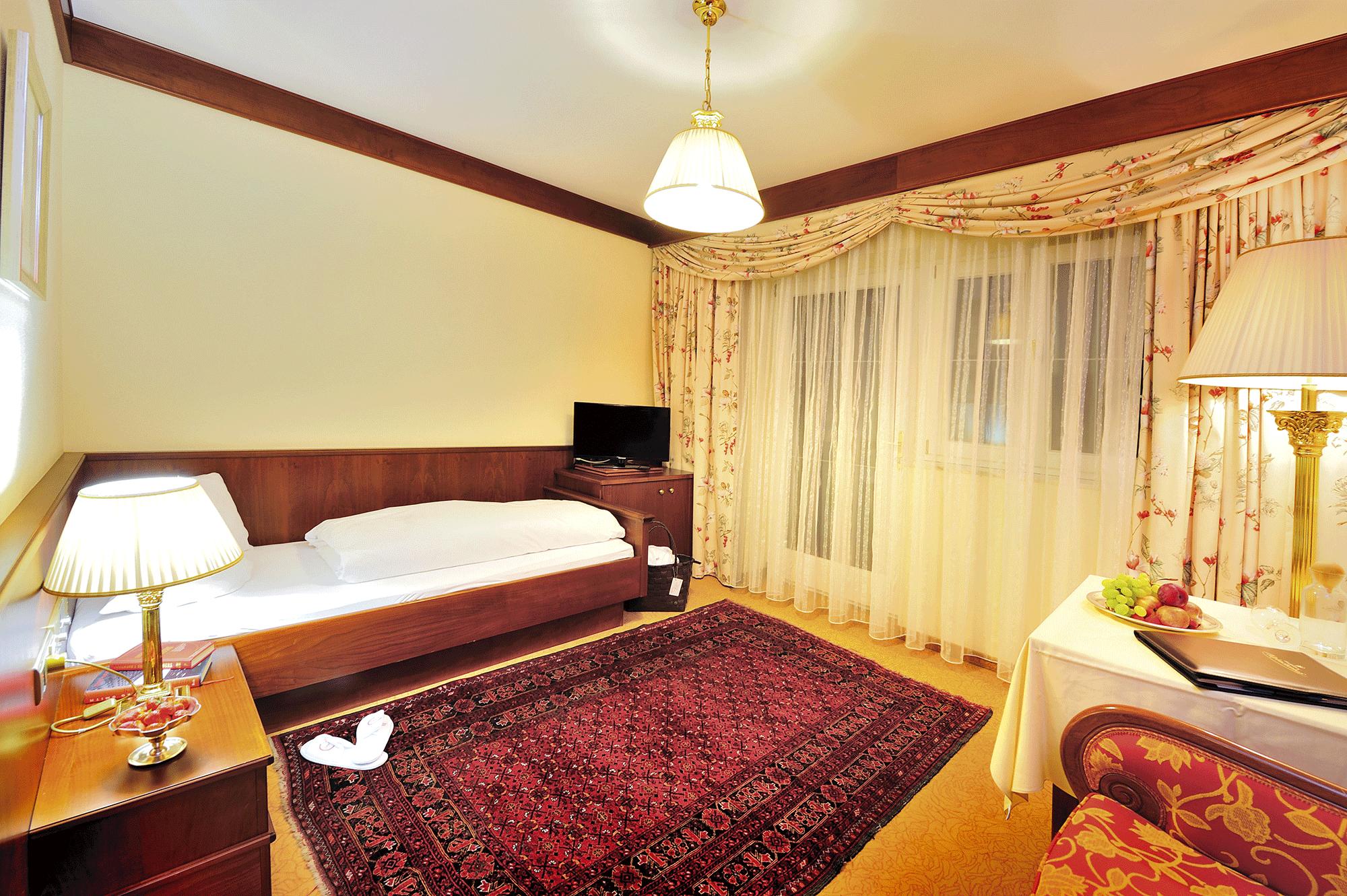 Familiensuite de Luxe Einzelzimmer im Familienhotel Alpbachtal Tirol