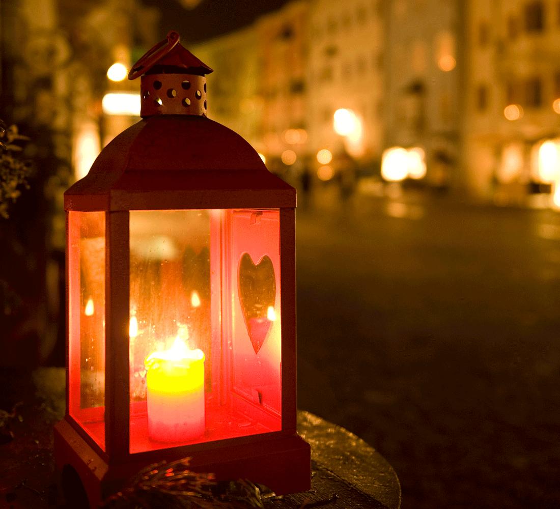 Romantische Auszeit für Zwei im 4 Sterne Hotel Tirol