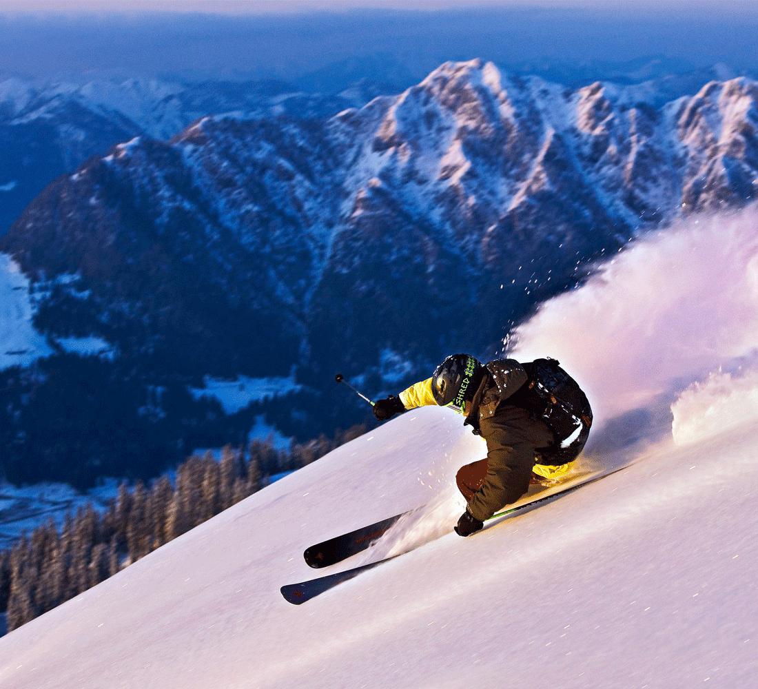 Kachel_Skifahren im Aktivurlaub Alpbachtal