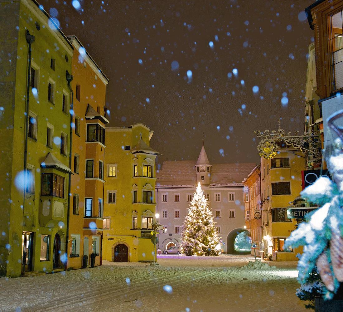 Kachel Stimmungsvoller Advent im 4 Sterne Hotel Tirol