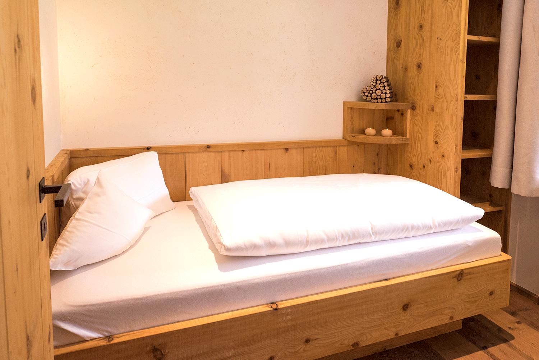 Suite Traumblick Einzelbett im Wellnesshotel Alpbacherhof in Tirol