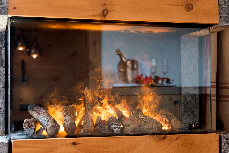 Suite Traumblick Ofen im Wellnesshotel Alpbacherhof in Tirol