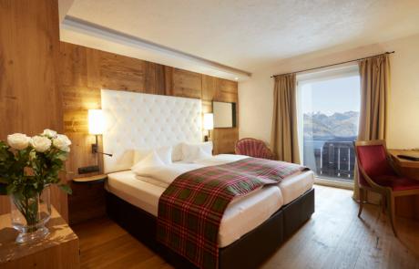 Wohnkomfortzimmer Alpin im Wellnesshotel Alpbacherhof in Tirol