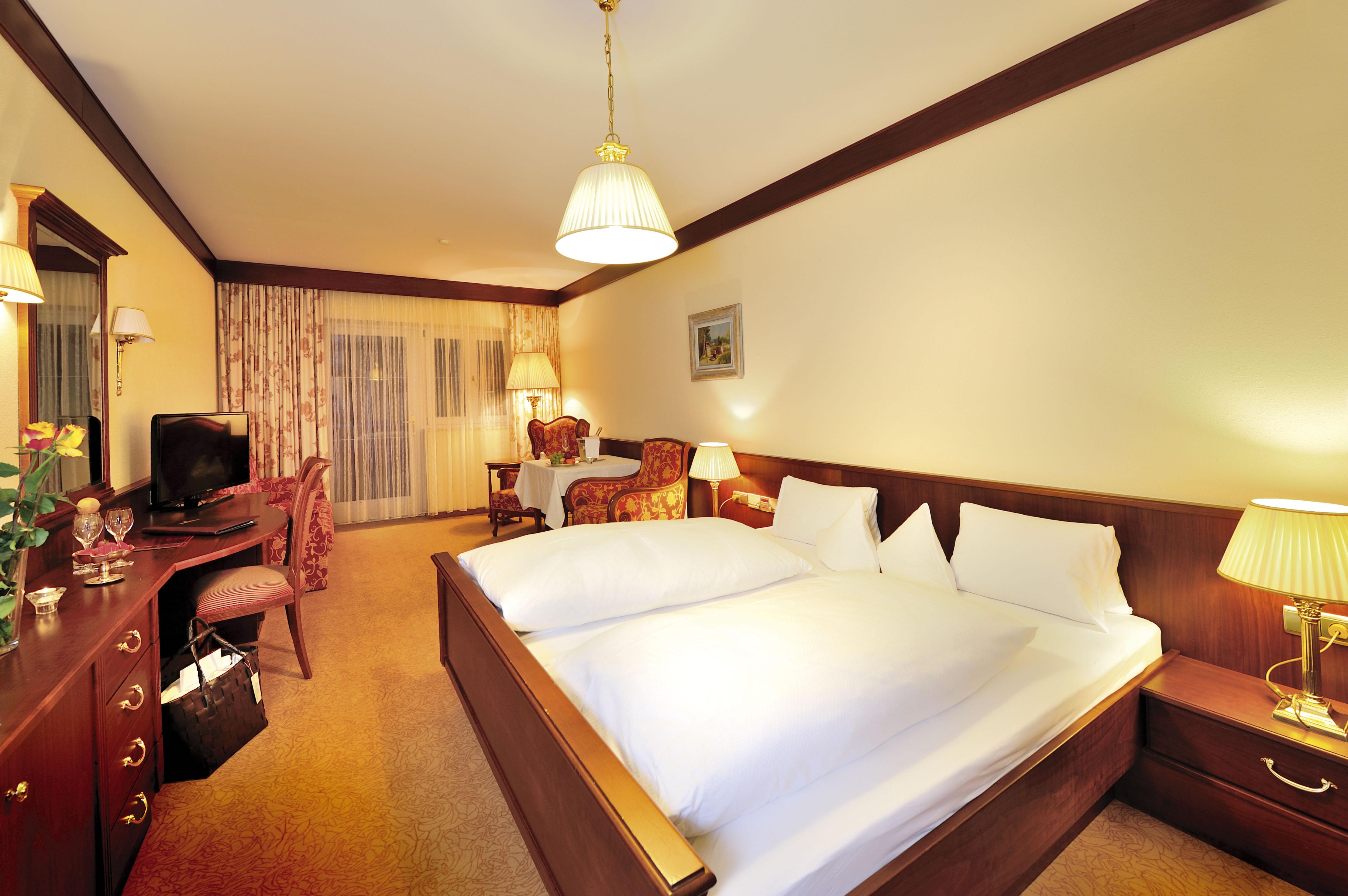Wohnkomfortzimmer Klassik im Wellnesshotel Alpbacherhof in Tirol