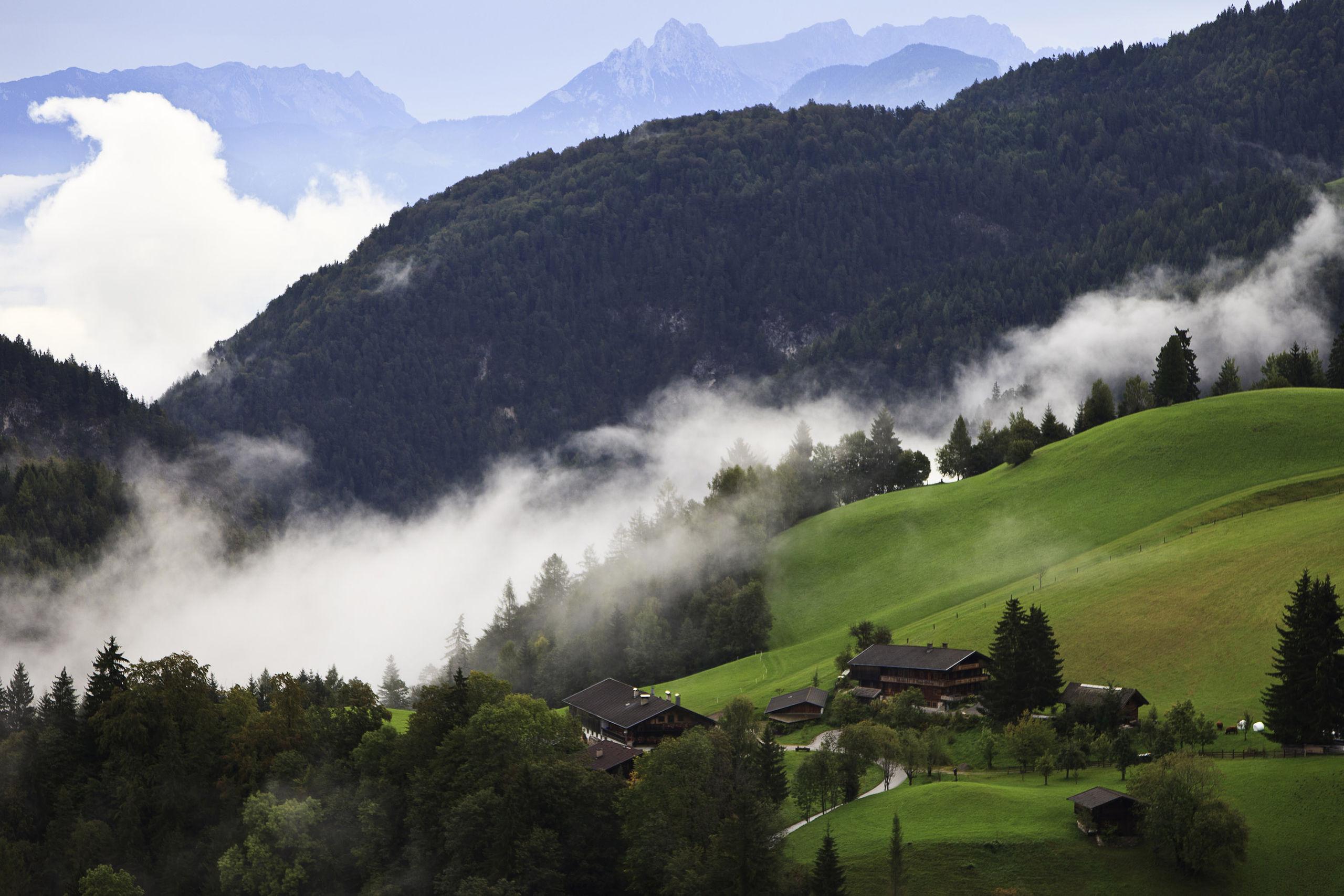 Aktivurlaub Alpbachtal Tirol Werbung Sandbichler Peter