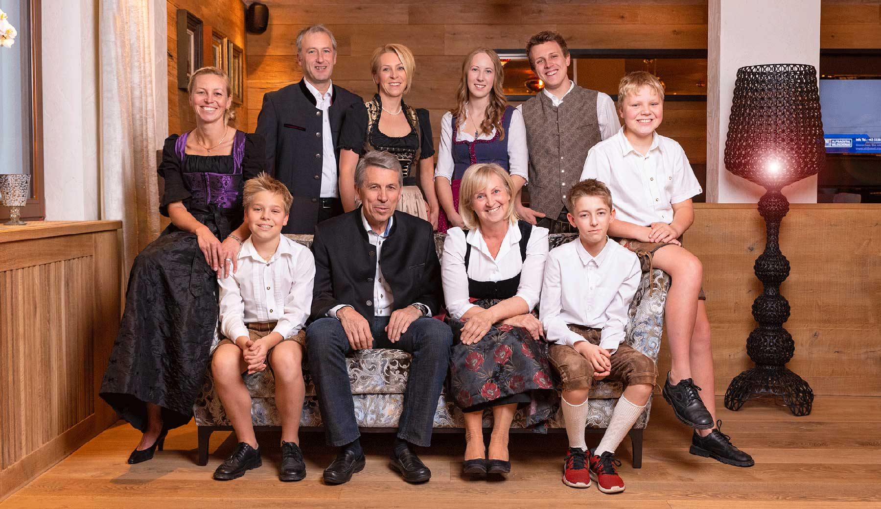 Wellnesshotel Tirol Wellnessurlaub Alpbachtal