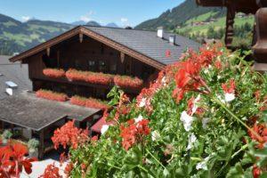 Alpbach schönstes Blumendorf Europas