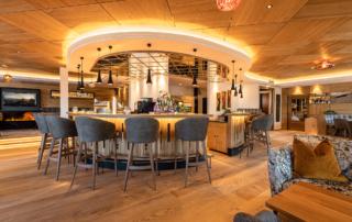 Bar im Wellnesshotel Tirol Der Alpbacherhof neue Ansicht