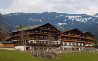 Hotel in Tirol vor Umbau
