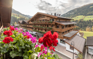 Urlaub im Hotel in Tirol Alpbacherhof nach Umbau