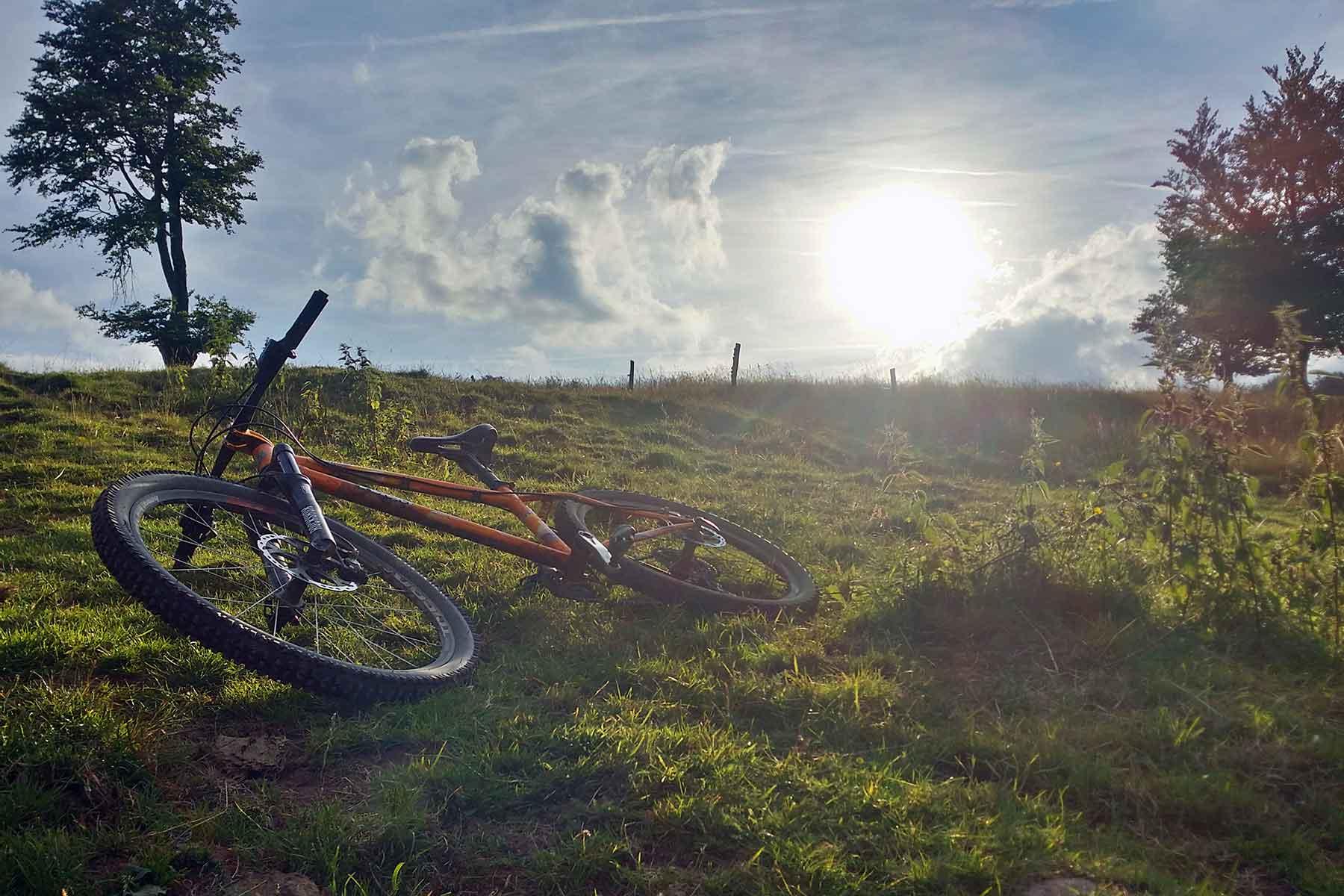 Fahrrad Last Minute Urlaub Tirol Alpbachtal