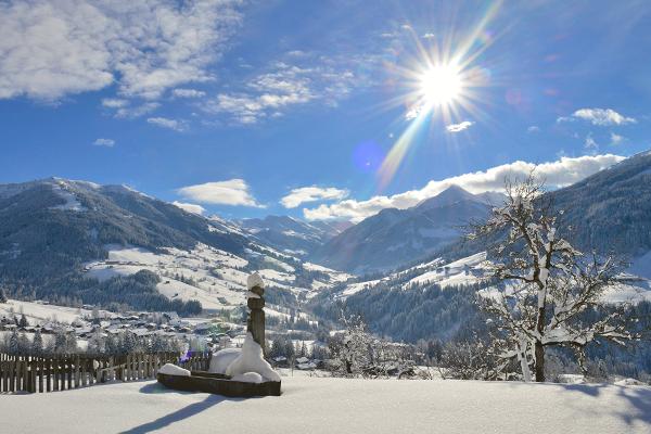 Winterpanorama Hotel Tirol