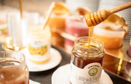 Produkte Regionale Partner Frühstück im Hotel Tirol
