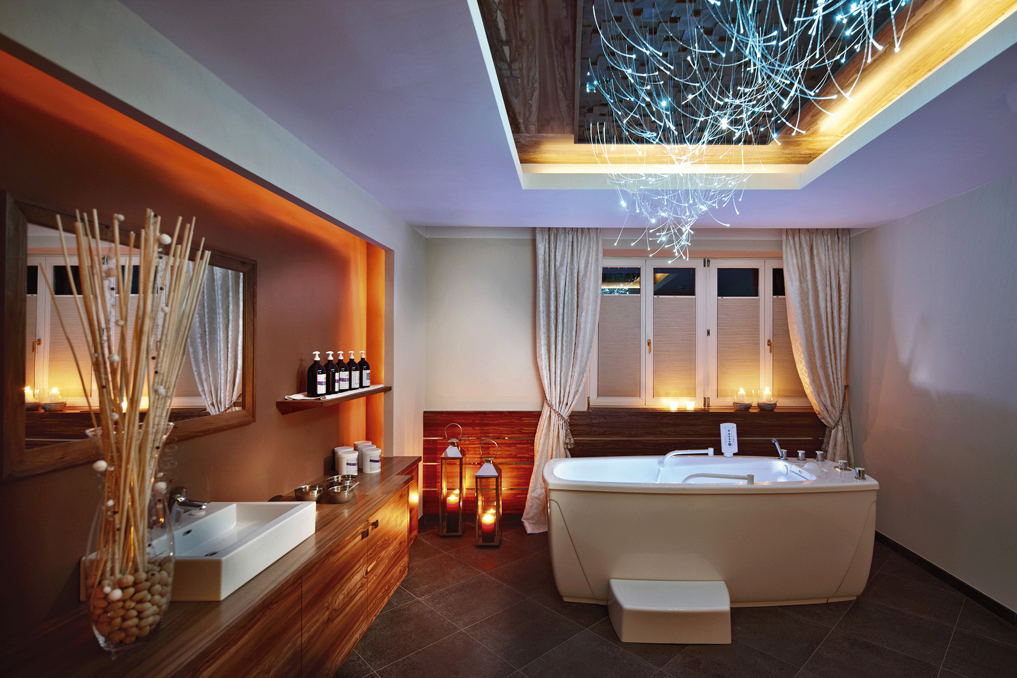 Spa im Wellnesshotel Tirol