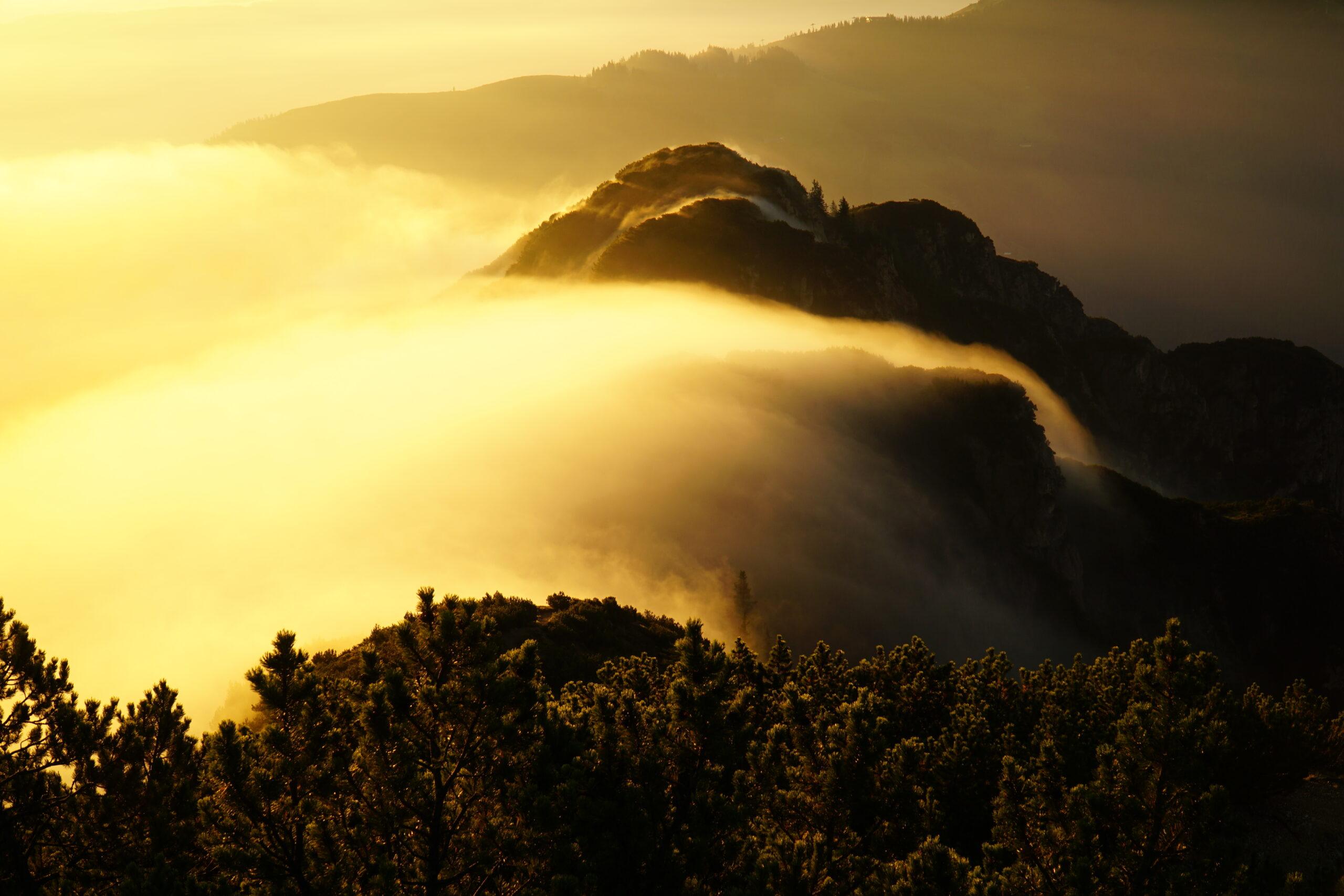 Naturschauspiel_Alpbachtal_ideal für die Meditation