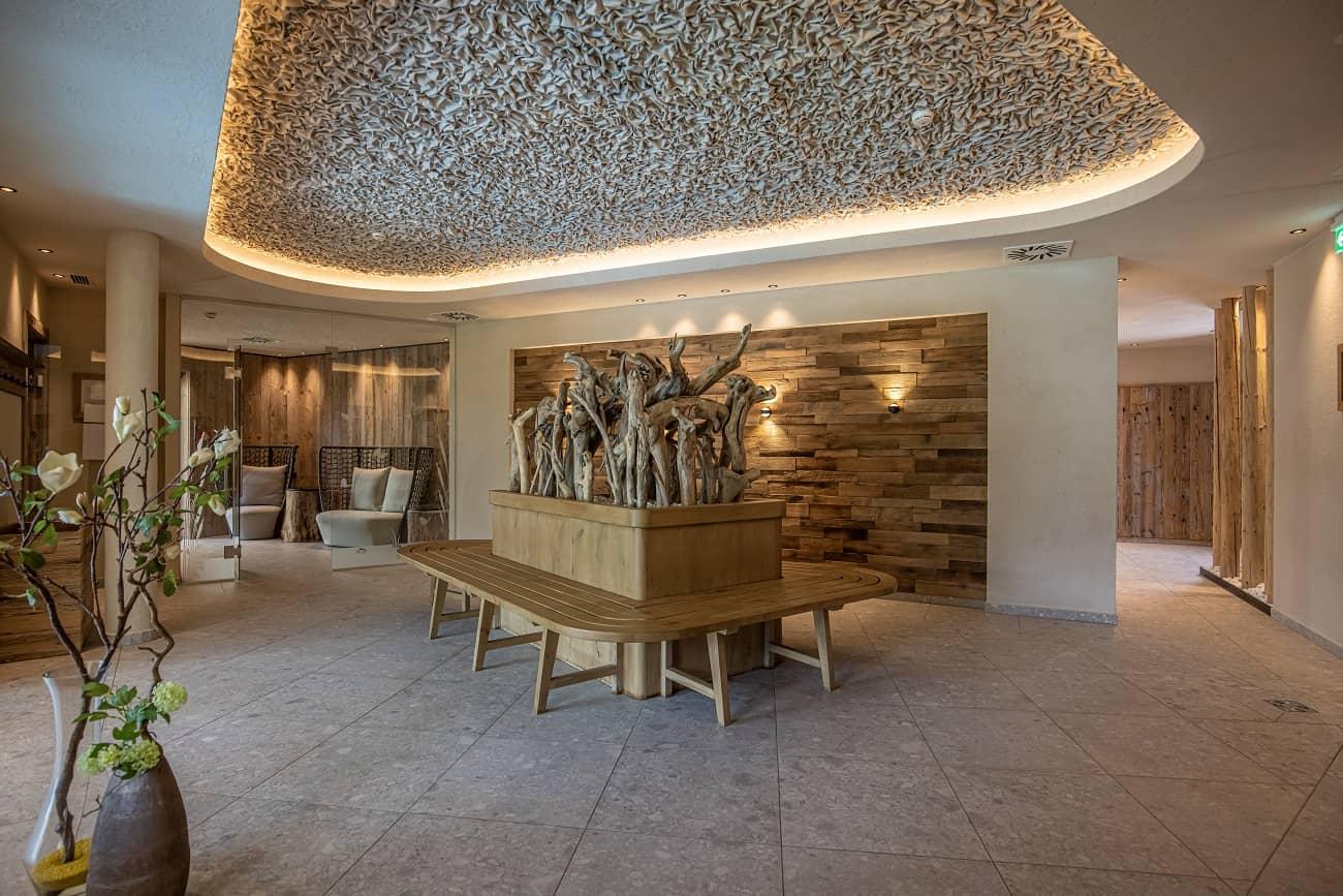 Hotel mit Sauna in Tirol