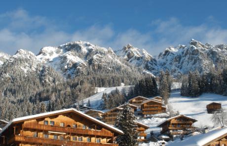 Albach im Winterurlaub Alpbachtal