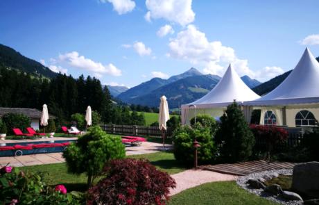 Europäisches Forum Alpbach Österreich unweit vom Hotel Tirol