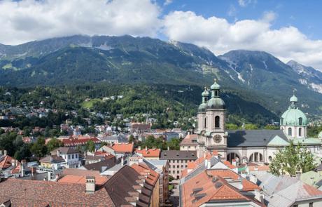 Innsbruck_1 Kurzurlaub Tirol
