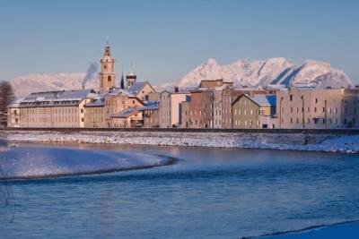 Rattenberg Winter beim Kurzurlaub Tirol