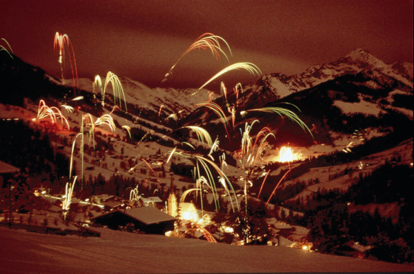 Silvester im Alpbachtal beim Urlaub im Wellnesshotel Skigebiet Juwel
