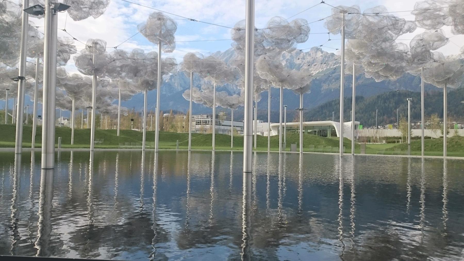 Swarovski-Kristallwelten Ausflug Herbsurlaub Triol