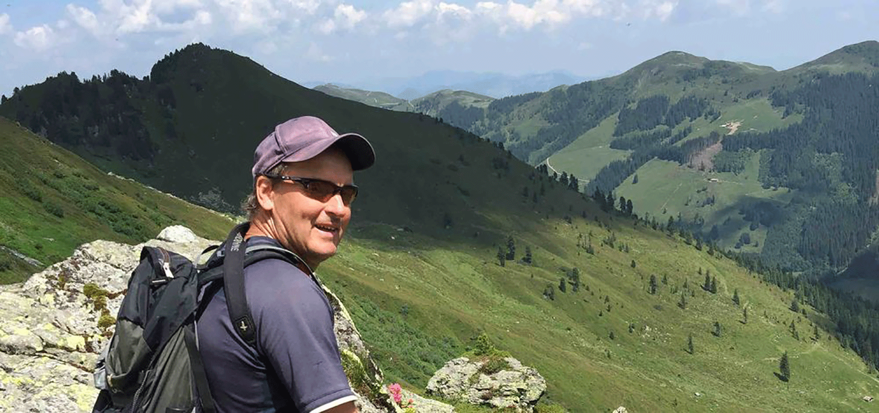 Wanderführer Tom vom Alpbacherhof Aktivurlaub Alpbachtal