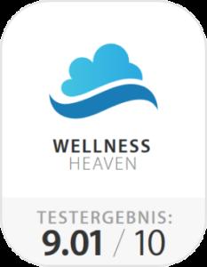 wellness_heaven Logo im 4 Sterne Hotel Tirol