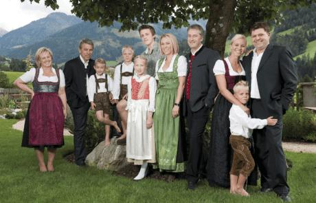 Familie Magreiter 4 Sterne Hotel Alpbachtal