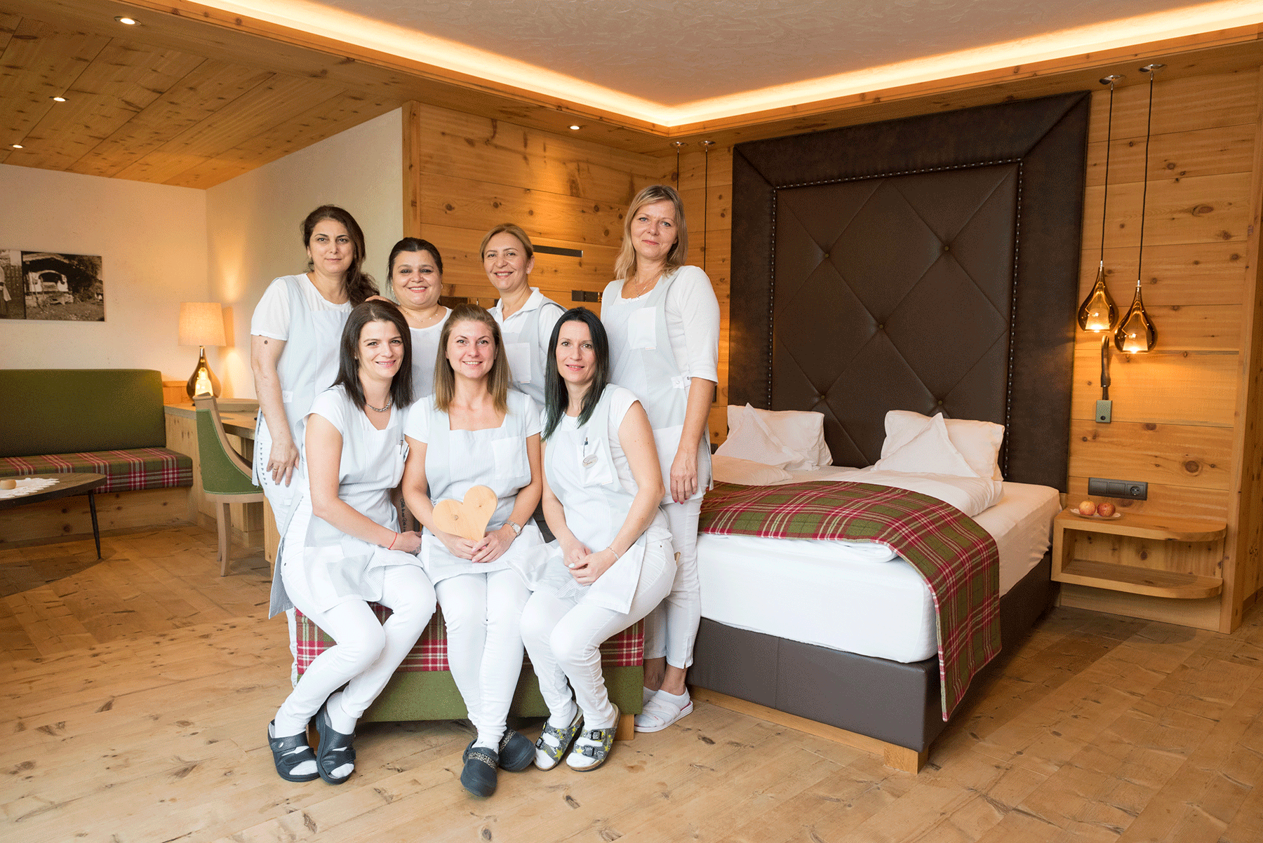 Team Housekeeping 4 Sterne Superior Alpbachtal