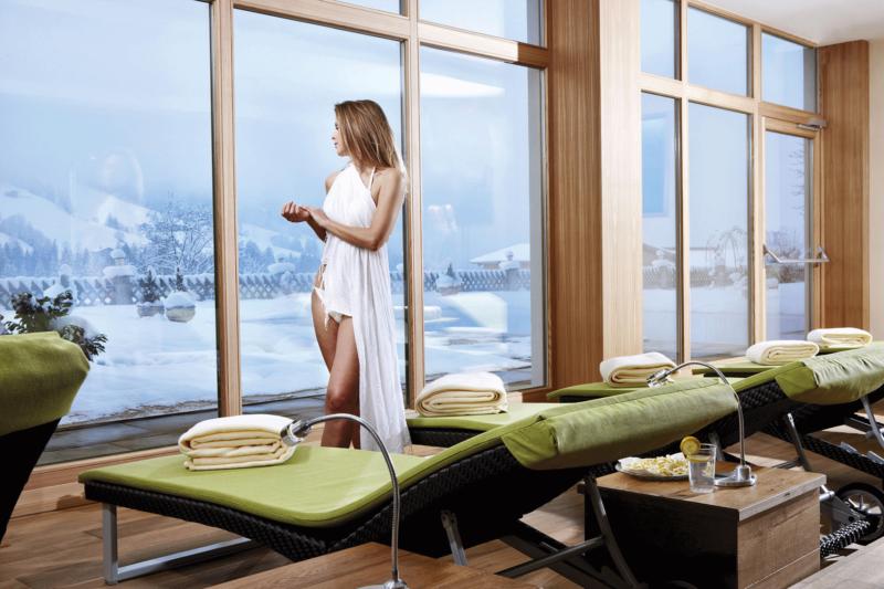 Day Spa Classic im Hotel mit Sauna Alpbachtal